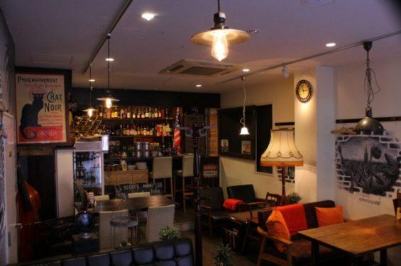 都立家政カフェ