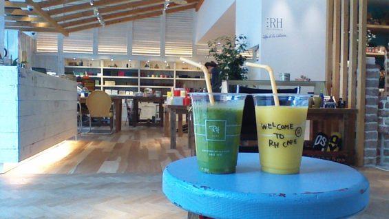 六本木カフェ,IDEE CAFE