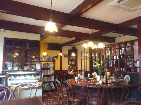 それいゆ,喫茶店,中央線