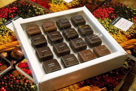 カカオサンパカ,チョコレート人気