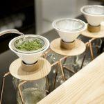 世界初!三軒茶屋に新登場!ハンドドリップで日本茶の旨味を楽しむ新たなカフェ!