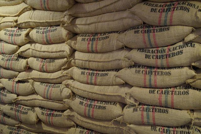 コロンビアコーヒー倉庫