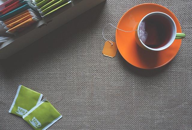 紅茶,効能