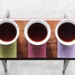 【LIGHT UP COFFEE】で季節ごとにバリスタが厳選した3種類のシングルオリジンコーヒーを飲み比べ!