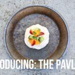 5月12日からMOJO COFFEE 新作メニュー。ニュージーランドの伝統的なスウィーツ「パブロバ」新登場!