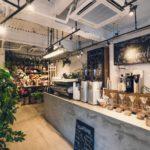 恵比寿の花屋さんがCAFEに?花屋×カフェ『essence cafe』4/17NEW OPEN!