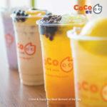 女子高生を中心に話題の CoCo都可センター街店!のメニューとは。