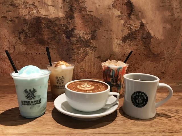 ストリーマーコーヒー企画
