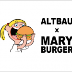 attic × Team Cafe Tokyo の強力コラボ『ALTBAU with MARY BURGER』オープン決定!