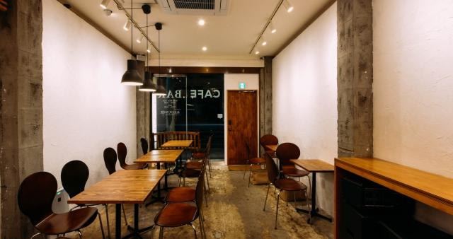 ゲストハウス カフェ