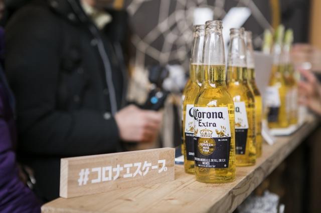 コロナビール詳細