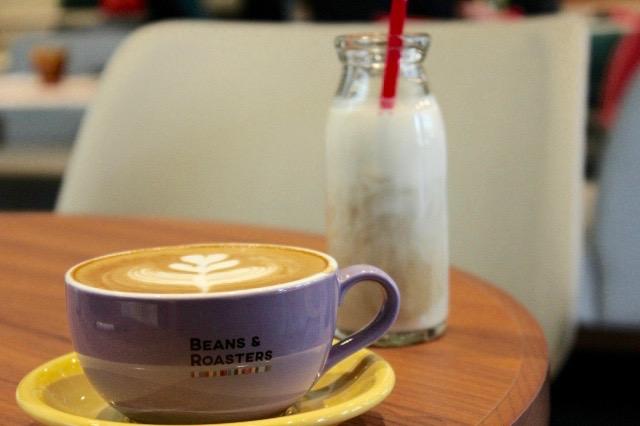 カスタマイズコーヒー