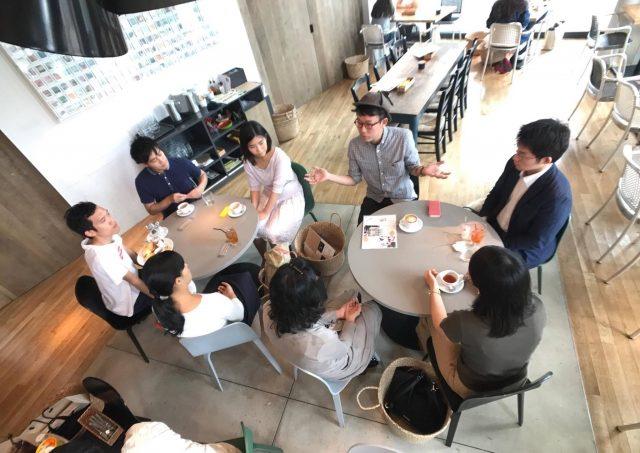 カフェ イベント