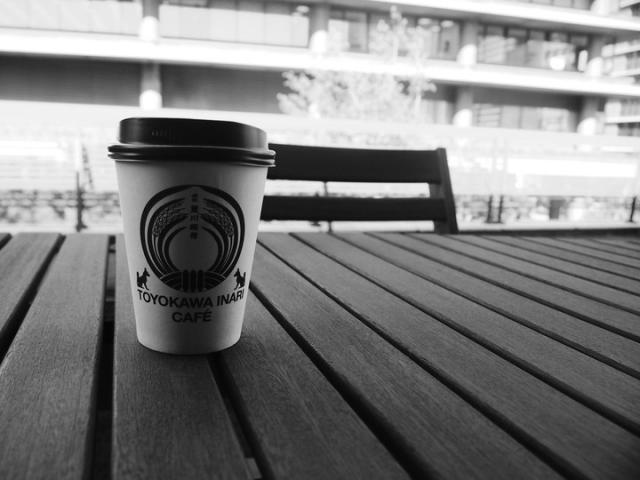 期間限定神社カフェ
