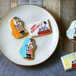PEANUTS Cafe 中目黒ワークショップ開催!とっても可愛いスヌーピーアイシングクッキー作り!