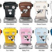 お洒落で人気な家庭用エスプレッソマシーンの5機種特徴とおすすめポイント!