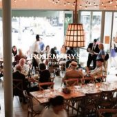 NY発!セレブ御用達!アメリカの人気カフェ&レストランの「ROSEMARY'S」とは?